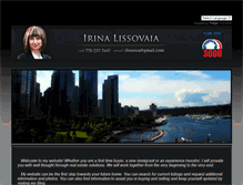 Tablet Preview of irinalissovaia.ca